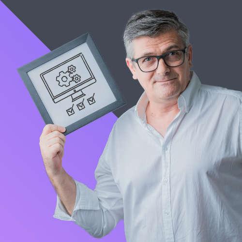 Olivier dumareau, assistance pour Ambition-web