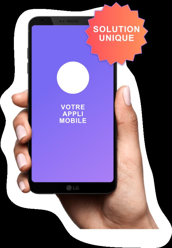 votre appli mobile à partir de 1 euro avec Ambition-web