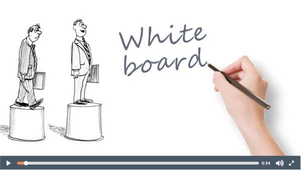 Vidéo explicative whiteboard