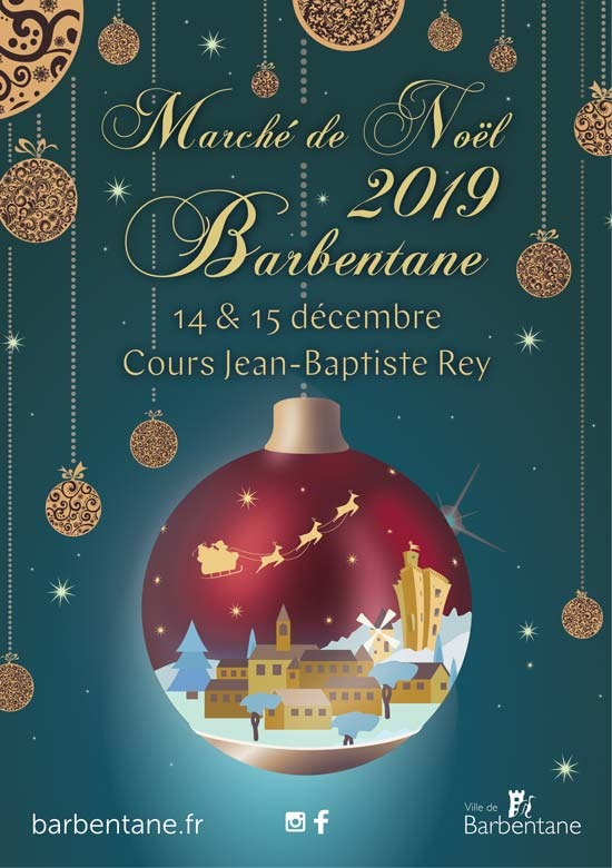 Marché de Noël - Barbentane