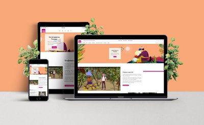 Pourquoi le site web de la Maison du Bon Café est novateur ?