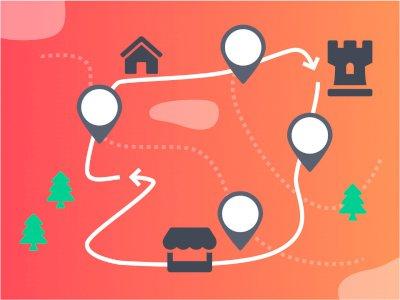 Collectivités / OT : Proposez des circuits sur votre site web !