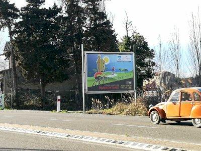 Campagne de communication pour Paris-Nice
