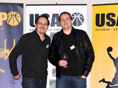 Ambition-web partenaire de l'USAP Basket