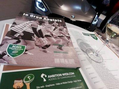 Soirée des partenaires du Rugby Club Les Angles
