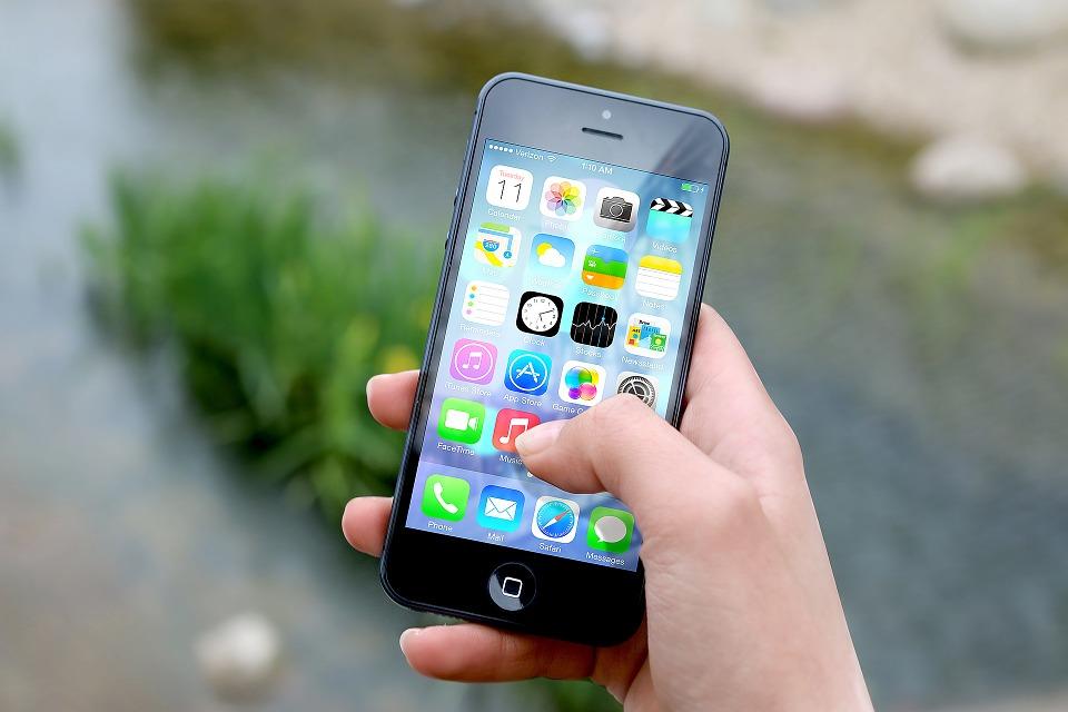 Appli mobile web app