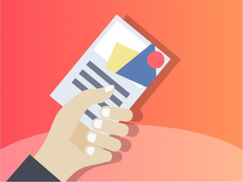 Flyers / Cartes postales