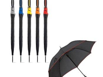 Parapluie mini golf bicolore