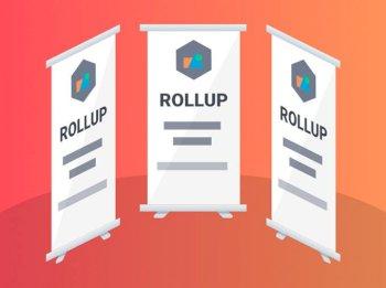 Création / Impression d'un roll-up