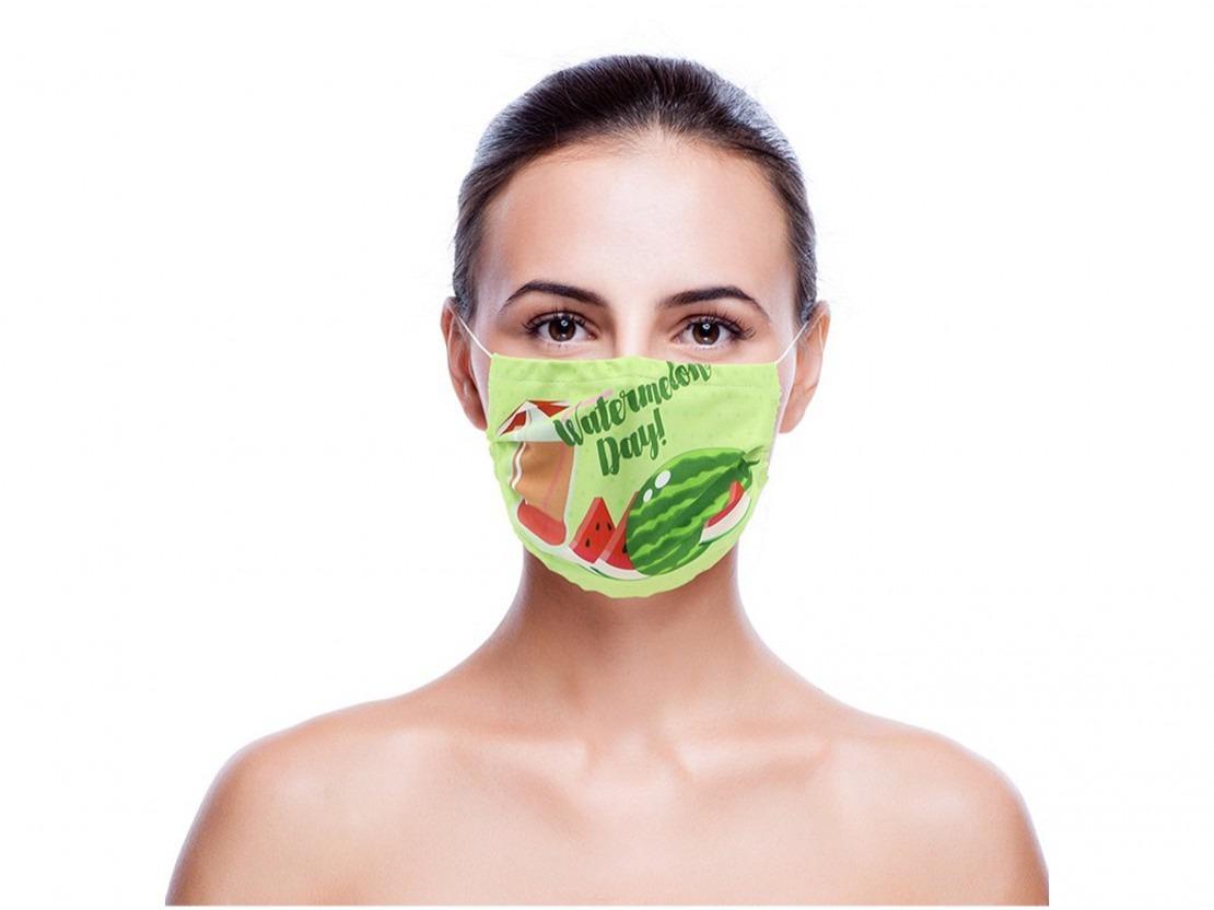 Masque Barrière personnalisé