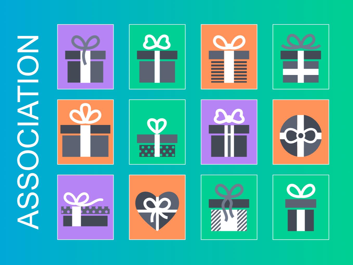 Asso. de commerçants, zone d'activité et réseaux, votre liste d'idées cadeaux en ligne