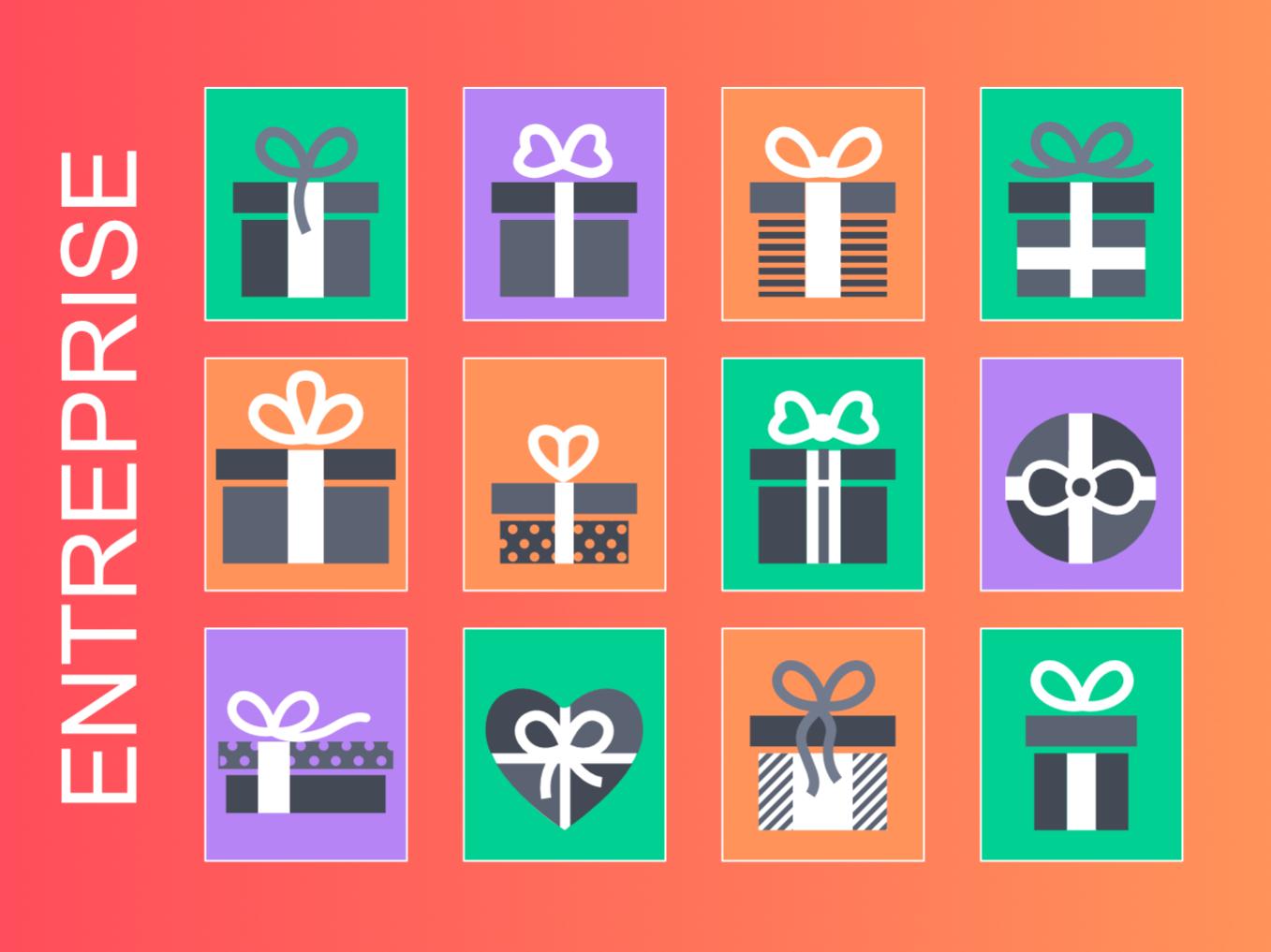 Entreprises, créez votre liste d'idées cadeaux en ligne