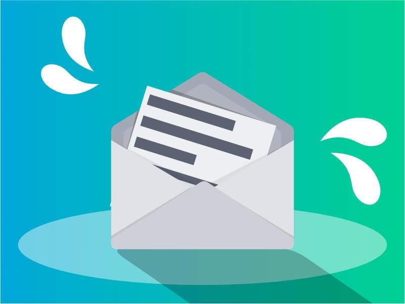 Envoi d'une newsletter