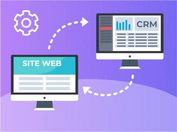 Connexion automatisée avec un CRM
