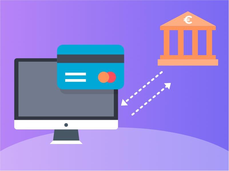 Paiement direct via votre banque